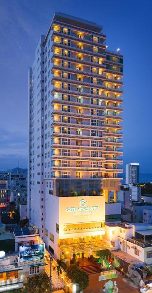 Green World Hotel Nha Trang Нячанг
