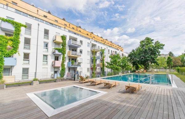 IG City Apartments OrchideenPark Viena