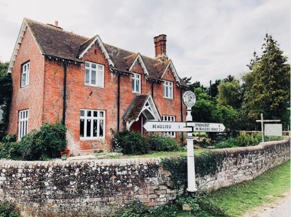 Leygreen Farmhouse B&B Beaulieu