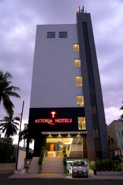 Astoria Hotels By Sparsa Madurai