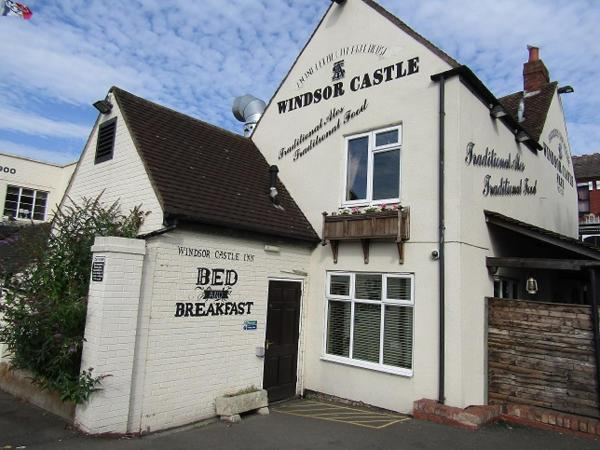 The Windsor Castle Inn Lye