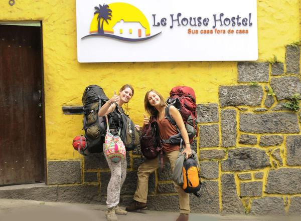 Le House Hostel Leme