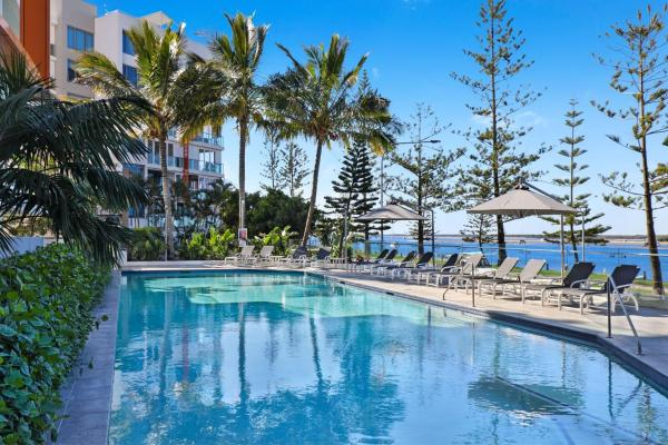 Silvershore Apartments on the Broadwater 黄金海岸
