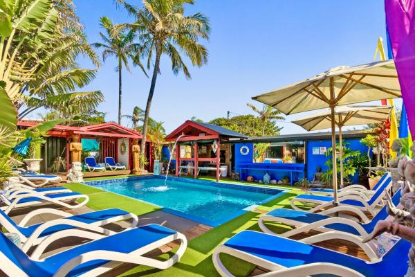 Hideaway Noosa Men Only Beach Resort