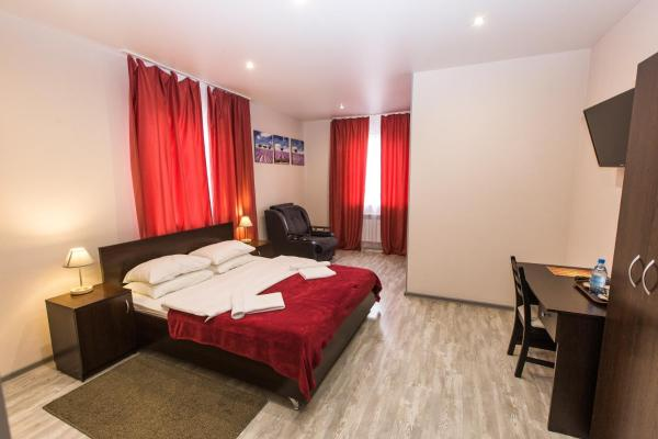 Asti Rooms Hotel Tomsk