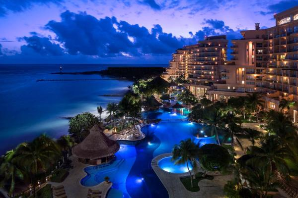 Grand Fiesta Americana Coral Beach Cancun(大美洲庆典珊瑚海滩酒店) 坎昆