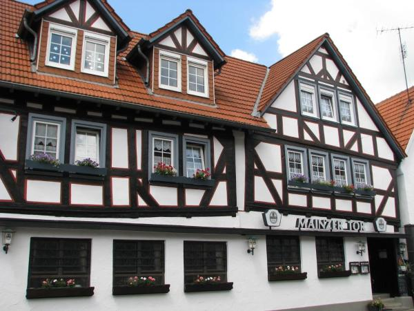 Restaurant / Pension Mainzer Tor Alsfeld