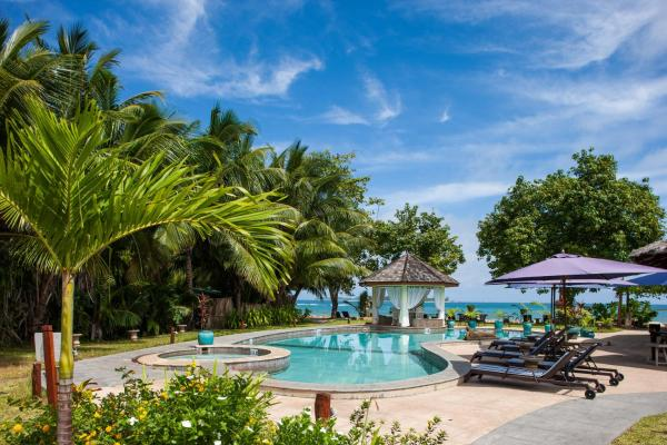 Castello Beach Hotel Grand'Anse Praslin