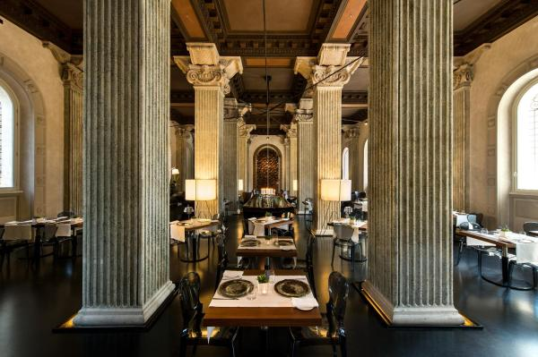 Palazzo Montemartini Hotel By Radisson Collection Rom