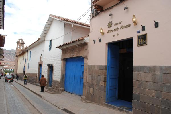 Hostal Alfredo's Palace Cusco