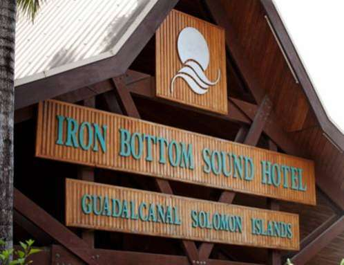 Iron Bottom Sound Monarch Hotel(铁底湾君主酒店)