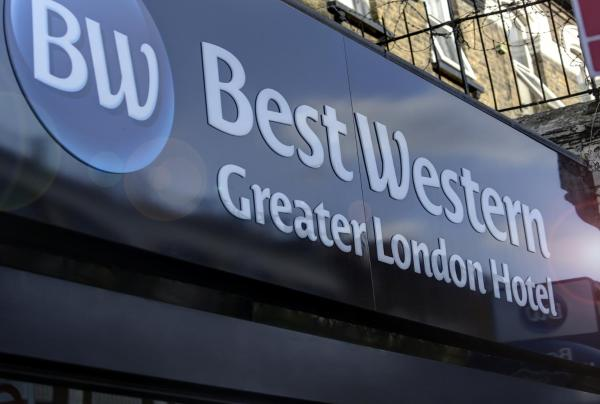 Best Western Greater London Ilford
