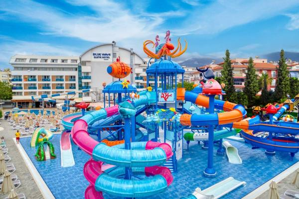 Blue Wave Suite Hotel Alanya