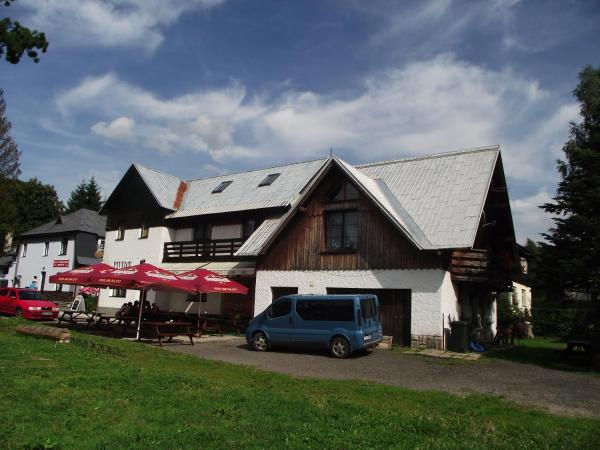 Pension U Krtka Harrachov