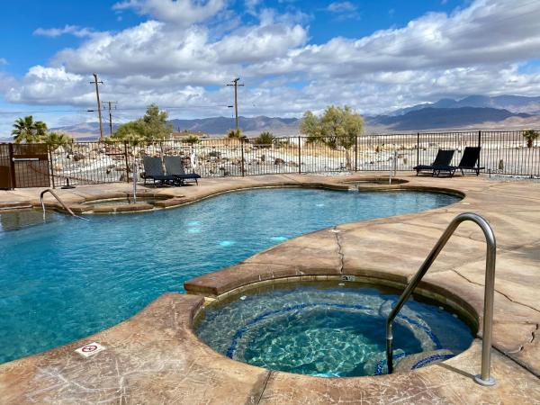 Delight's Hot Springs Resort Tecopa