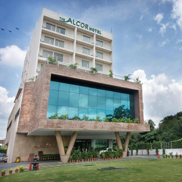 The Alcor Hotel Jamshedpur