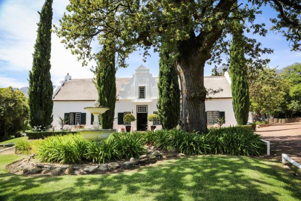Mountain Shadows Country Manor Paarl