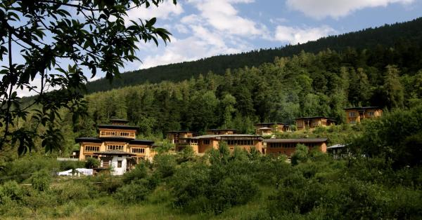 Naksel Boutique Hotel & Spa Paro