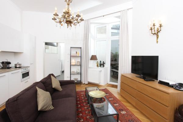 Hoheschule Apartment Courbette Viena