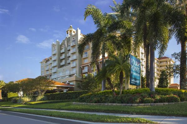 Four Points by Sheraton Suites Tampa Airport Westshore Tampa