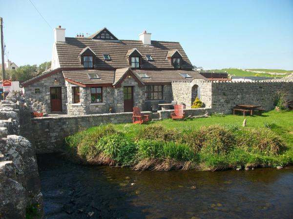 Aille River Hostel Doolin