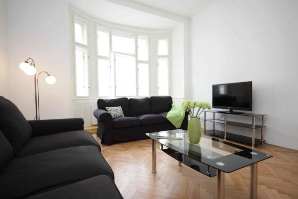 Prague Central Exclusive Apartments Прага