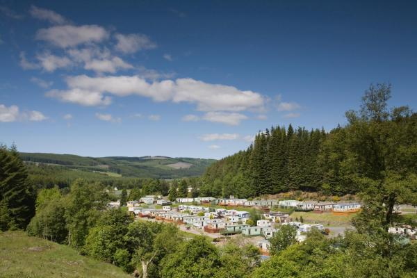 Corriefodly Holiday Park Blairgowrie