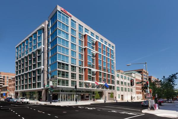 Hilton Garden Inn Washington DC/Georgetown Area(华盛顿/乔治敦区希尔顿花园酒店)