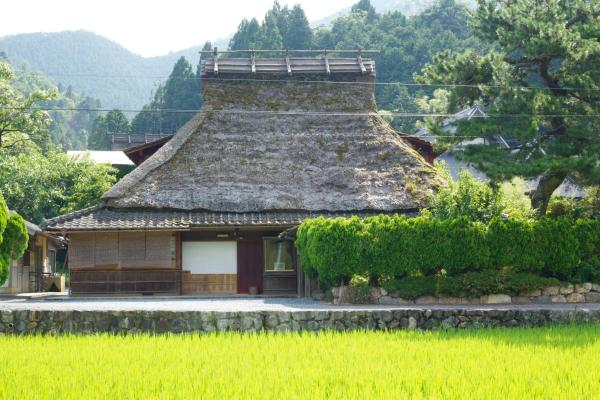 Miyama Futon & Breakfast Thatched Cottages Nantan city