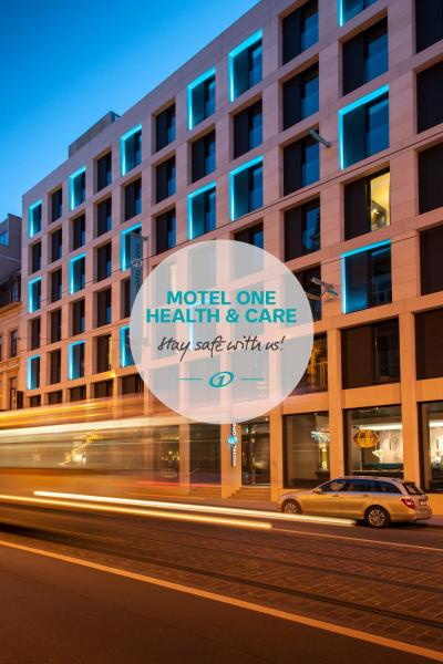 Motel One Brussels 布鲁塞尔