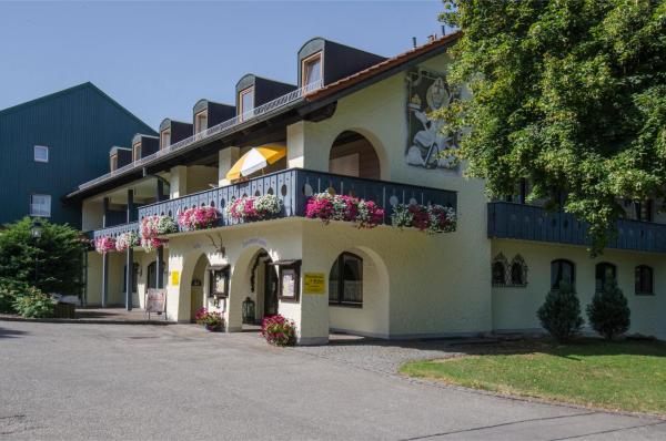 Apparthotel Jagdhof Bad Griesbach