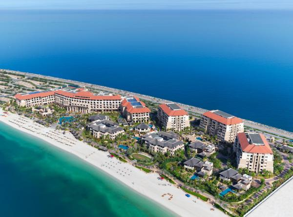 Sofitel Dubai Palm Apartments / Sofitel The Palm, Дубай, Апартаменты
