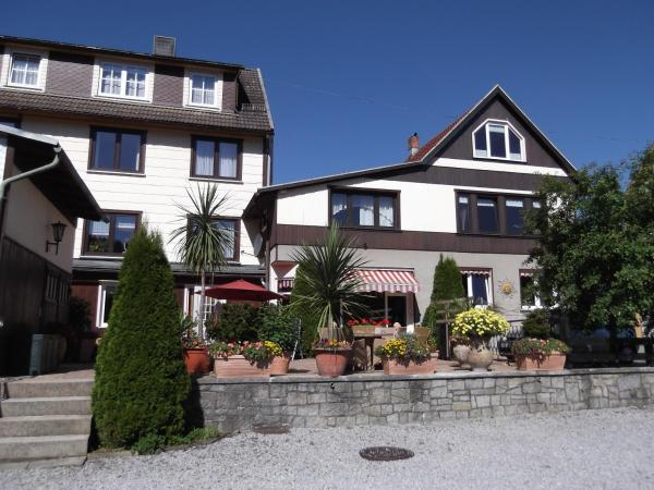 Pension Waldhof Hasselfelde