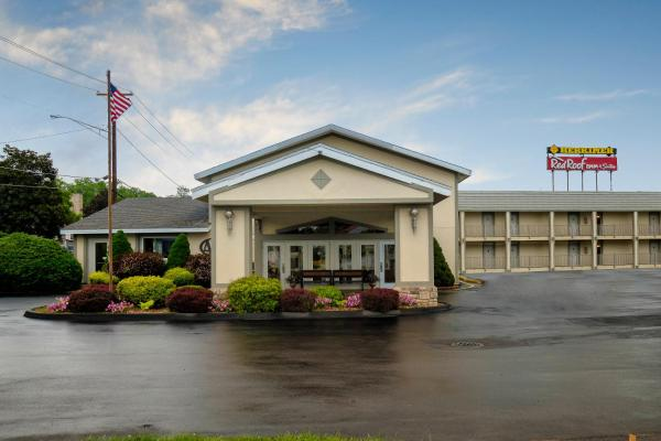 Red Roof Inn and Suites Herkimer Herkimer