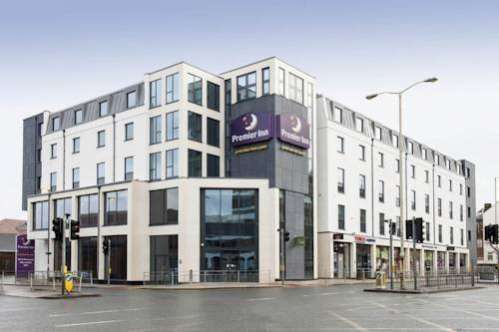 Premier Inn Canterbury City Centre Canterbury