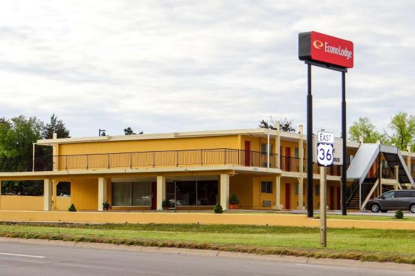 Econo Lodge Inn & Suites Phillipsburg Phillipsburg