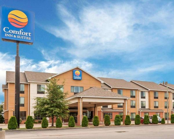 Comfort Inn & Suites Sikeston Sikeston