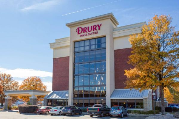 Drury Inn & Suites Atlanta Airport Атланта