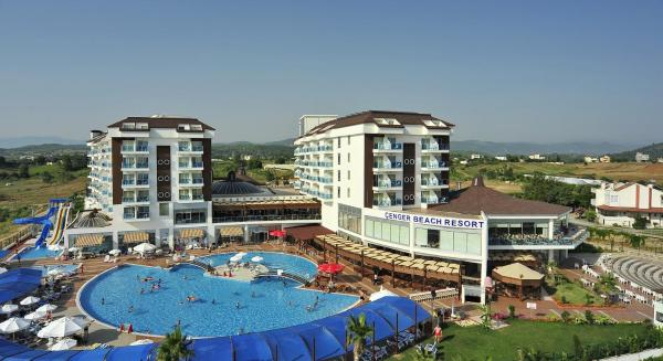 Cenger Beach Resort Spa - All Inclusive Kızılot