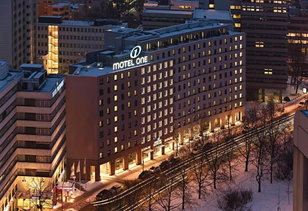 Motel One Berlin-Tiergarten Berlin