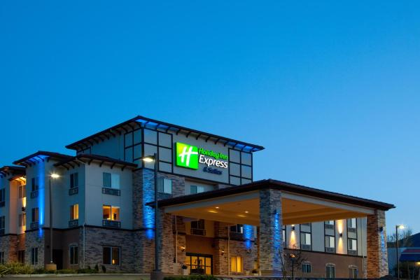 Holiday Inn Express Hotel Frazier Park Lebec