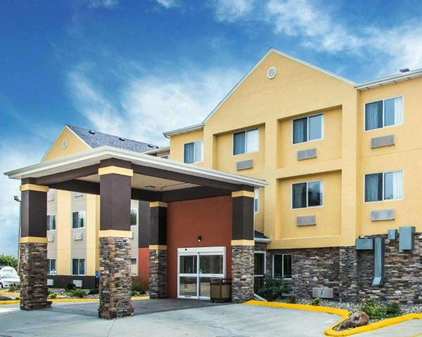 Comfort Inn & Suites Waterloo – Cedar Falls Waterloo