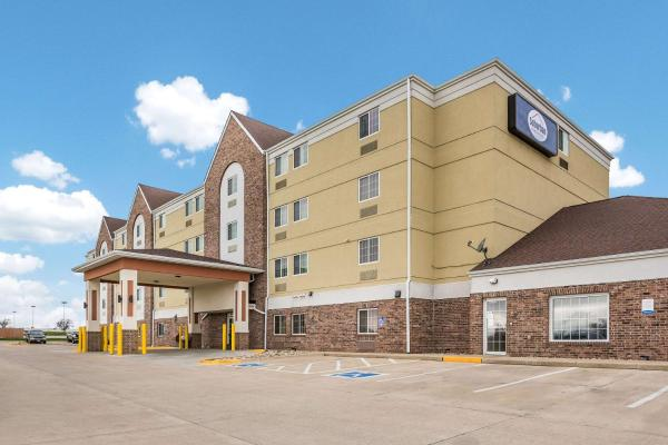 Candlewood Suites Waterloo- Cedar Falls Waterloo
