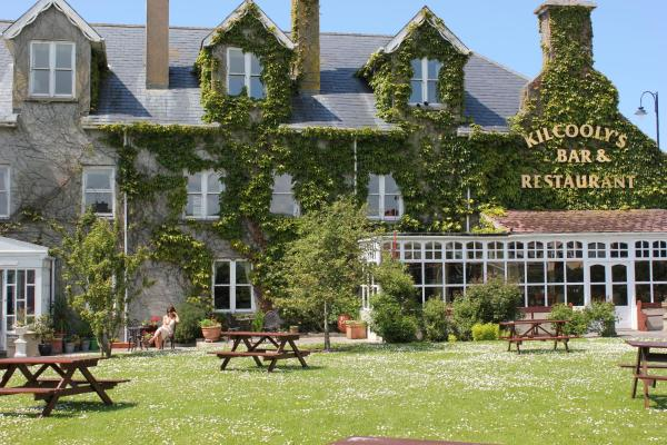 Kilcooly's Country House Hotel Ballybunion