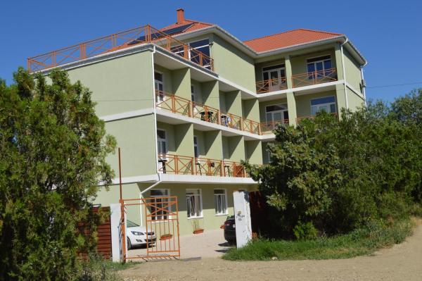 Отель Iskander Курортное