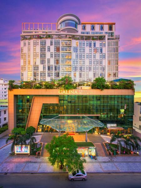 Galina Hotel & Spa Нячанг