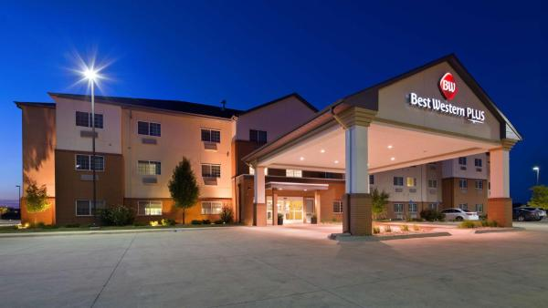 Best Western Plus Patterson Park Inn Arkansas City