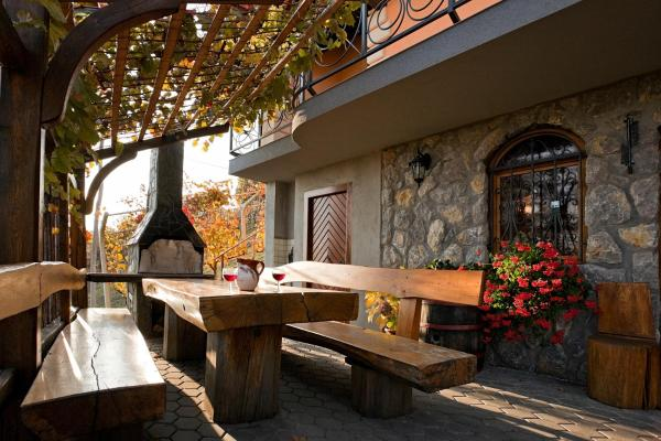Vineyard Cottage Bregac Шмарьешке-Топлице
