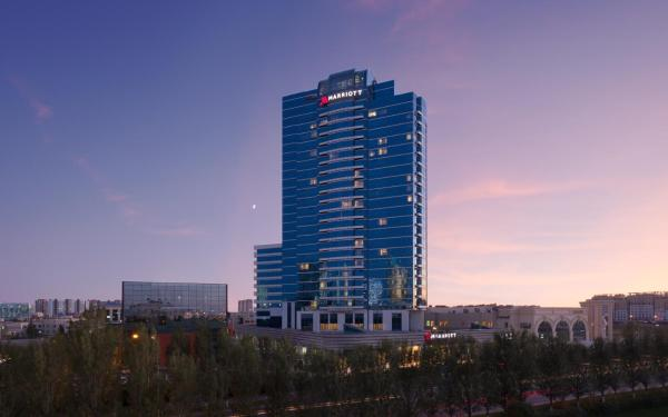 Astana Marriott Hotel Астана