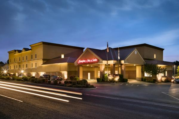 Hampton Inn & Suites Hershey Херши